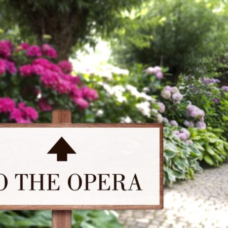 Opera in the Garden Trevince